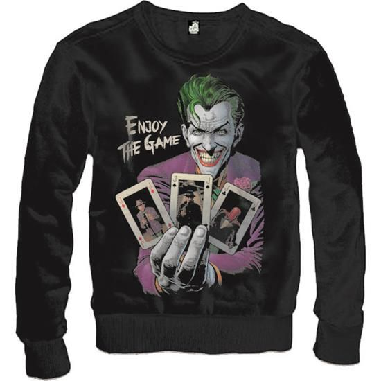 Batman The Joker card Sweatshirt FD01