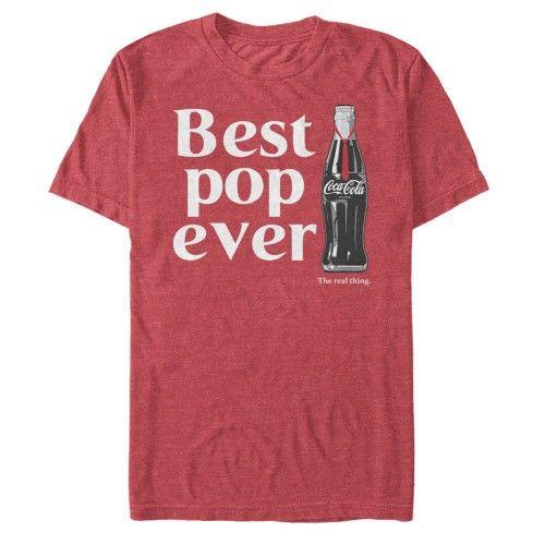 Best Pop Ever Coca cola T-Shirt EL28