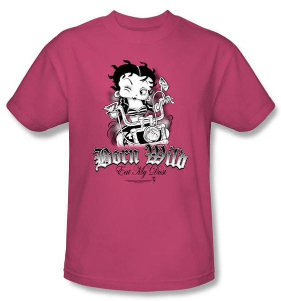 Betty Boop T-Shirt EL