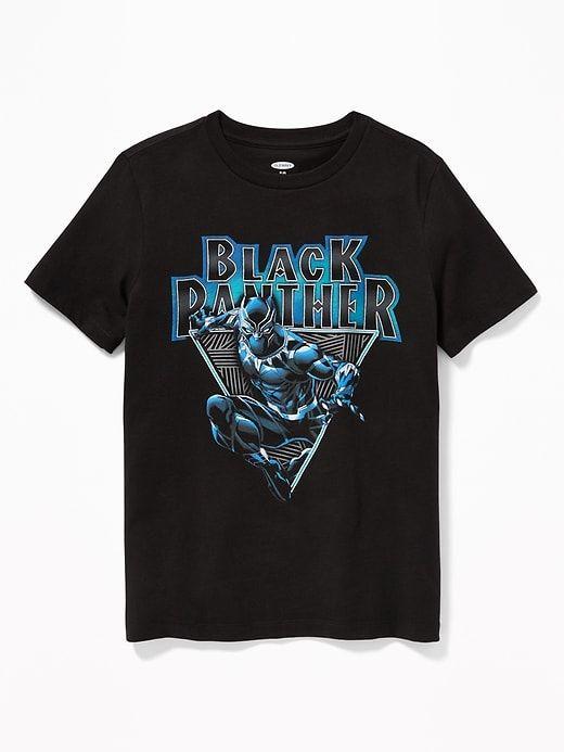 Black Panther T-Shirt EM01