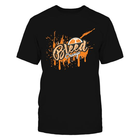 Bleed Orange T-Shirt EM01