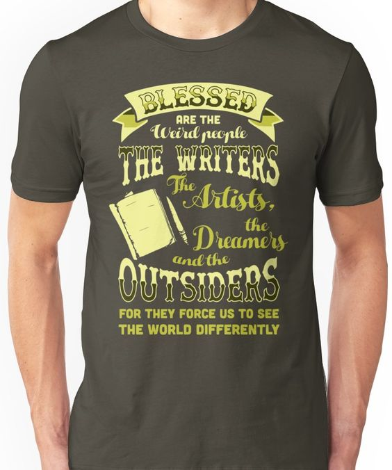 Blessed Are The Weird People T-Shirt VL01