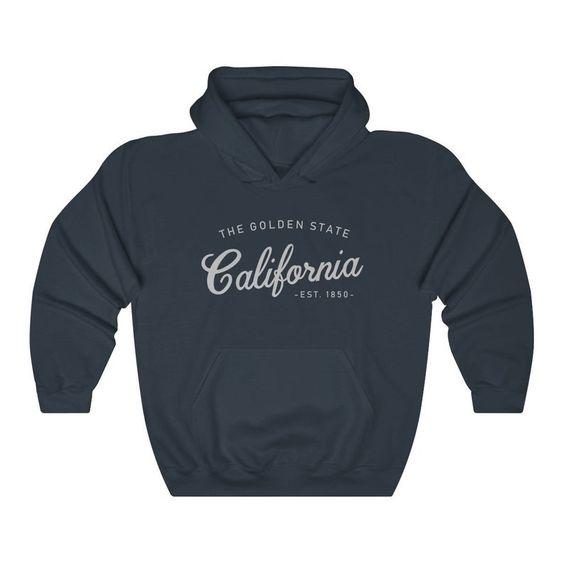 California Golden Hoodie FR01