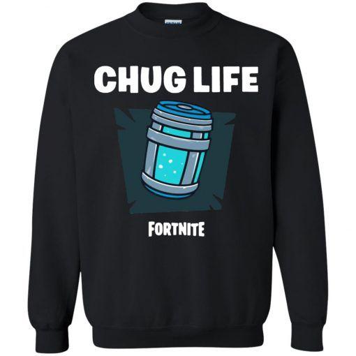 Chug Life Fortnite Sweatshirt EL01