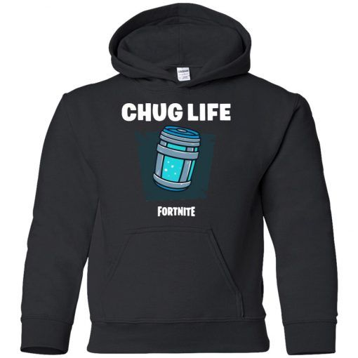 Chug Life Fortnite Youth Hoodie EL01
