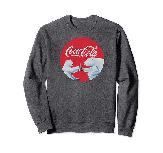 Coca Cola Bears Sweatshirt EL28