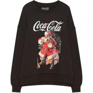 Coca-cola Christmas Sweatshirt EL28