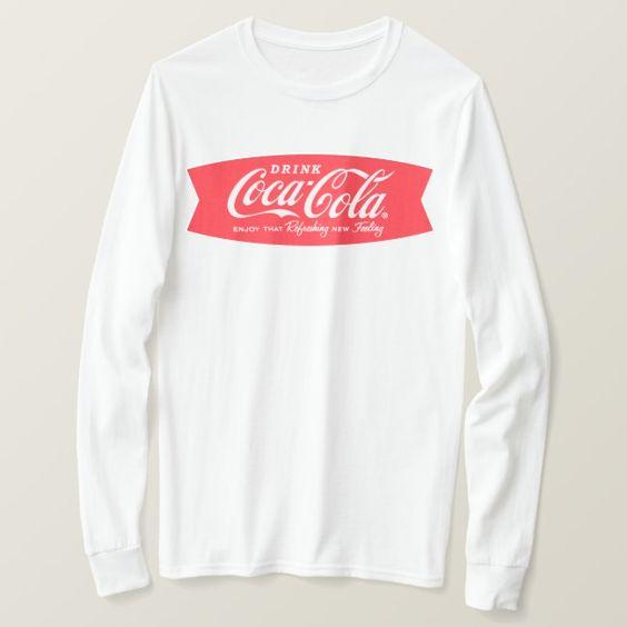 Drink Coca cola Sweatshirt EL28