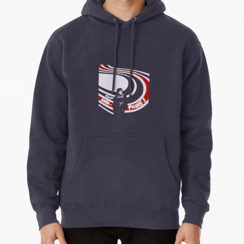 Elliott Smith Figure Hoodie DV01