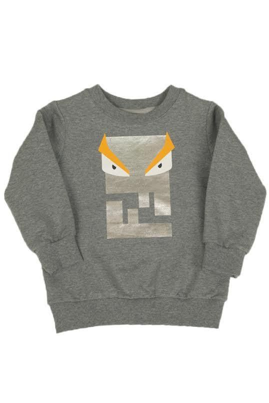 Fendi Boys Monster Sweatshirt AZ