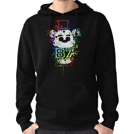 Five Nights At Freddy s HOODIE AV01