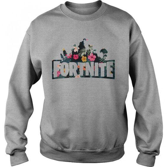 Fortnite Forever flower Sweatshirt EL01