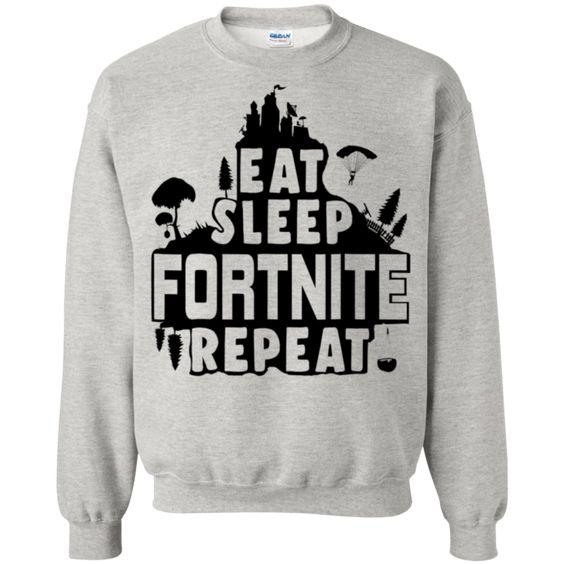 Fortnite Repeat Sweatshirt EL01