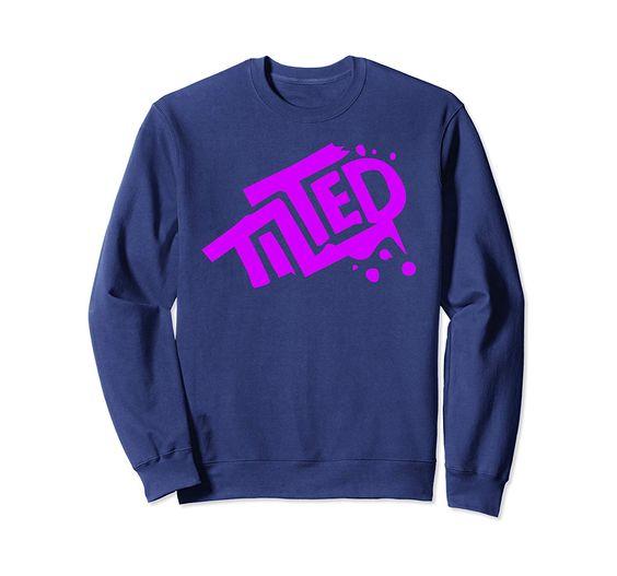 Fortnite Tilted Sweatshirt EL01