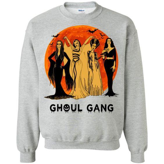 Ghoul Gang Sweatshirt SR01