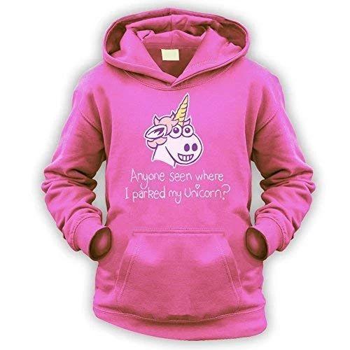 Girls Unicorn Hoodie EL