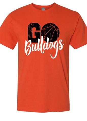 Go Bulldogs T-Shirt EM01