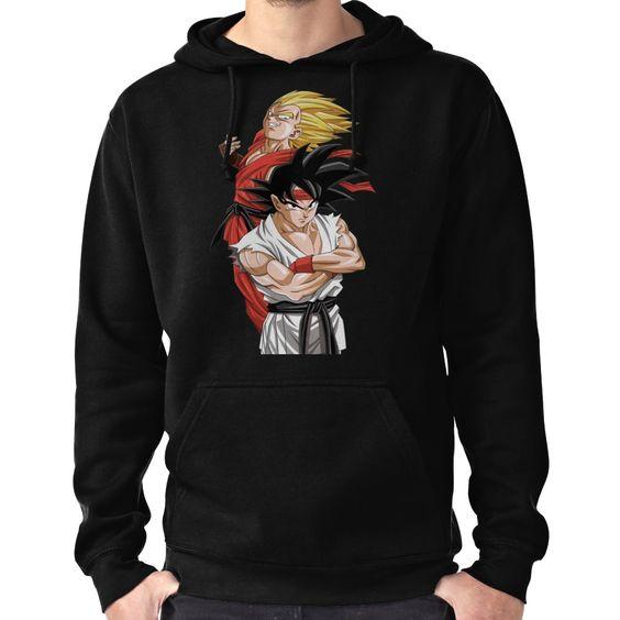 Goku Vegeta HOODIE AV01