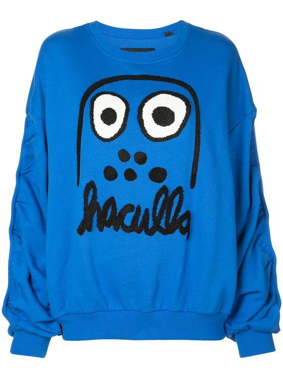 Haculla Monster Sweatshirt AZ26
