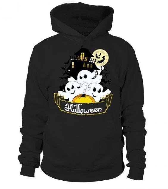 Halloween Design Hoodie SR01