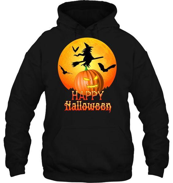 Happy Halloween Hoodie SR01