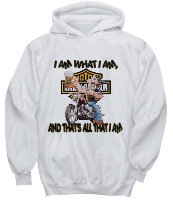 Harley Davidson Hoodie FR01