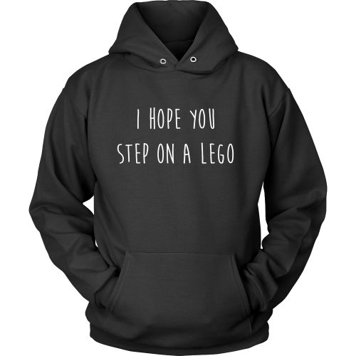 I Hope You Step Hoodie FR30