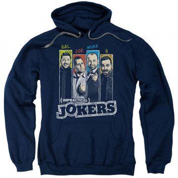 Impractical Jokers Hoodies FD01