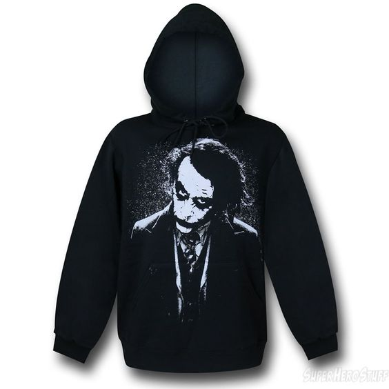 Joker Heath Ledger Dark Joker Hoodie FD01