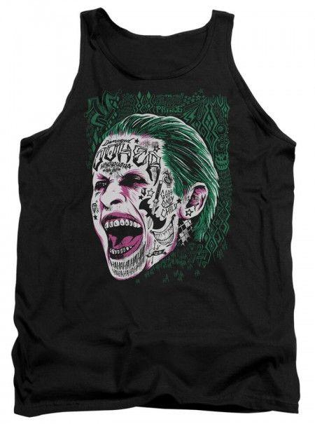 Joker Prince Portrait Tanktop FD01