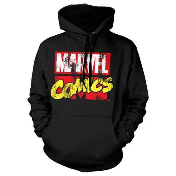 Marvel Comics hoodie FR30