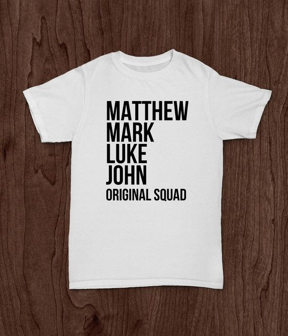 Matthew Mark T-shirt AI01