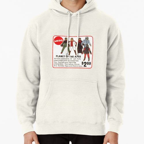 Mego Planet of the Apes Fiure Hoodie DV01