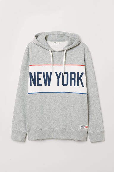 New York Hoodie VL29