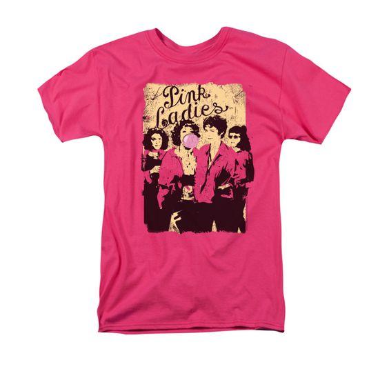 Pink Ladies T-Shirt EL01