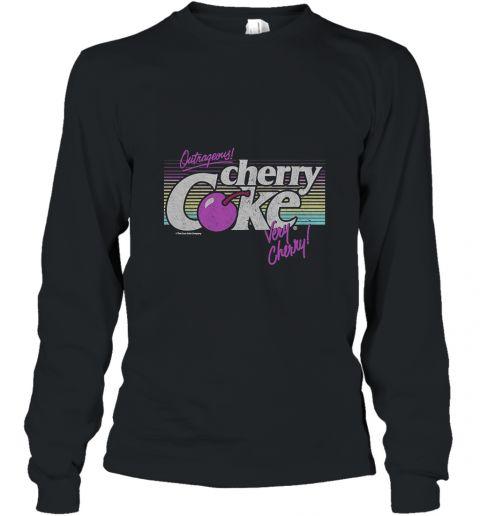 Rainbow Very Cherry Coke Sweatshirt EL28
