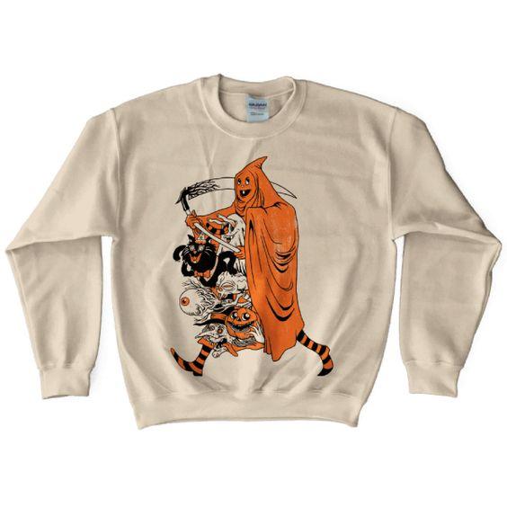 Saint Halloween Sweatshirt SR01