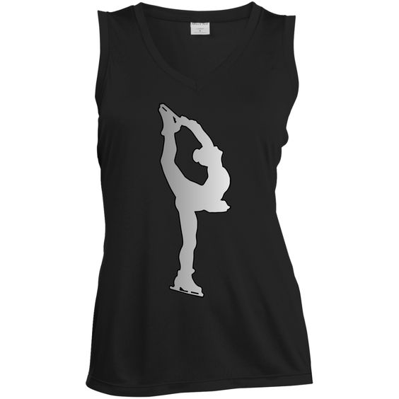 Skating With Figure Tank Top DV01