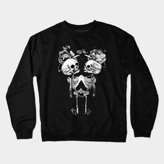 Skeleton Twins Sweatshirt EL01