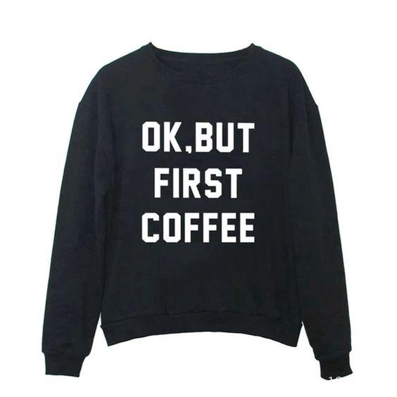 Sleeve Lady Vneck Sweatshirt DV01