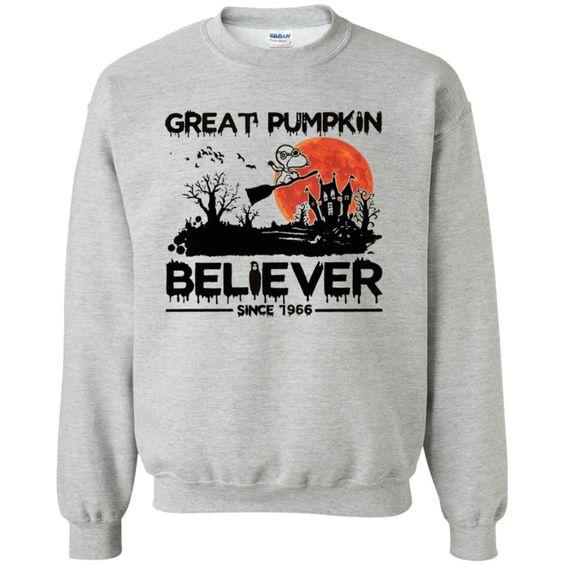 Snoopy Great Pumpkin Sweatshirt SR01