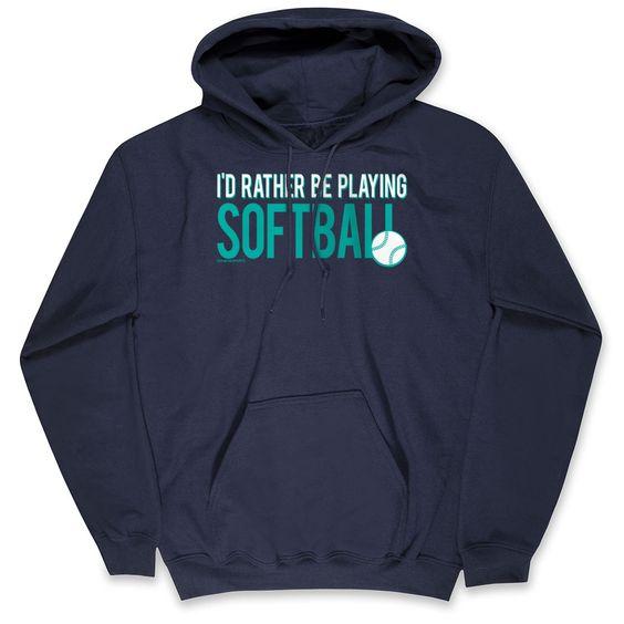 Softball Hoodie FR01