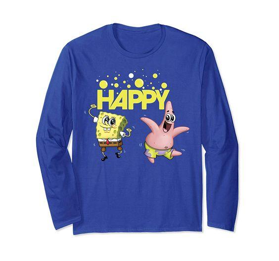 SpongeBob Happy Dancing Sweatshirt DV01