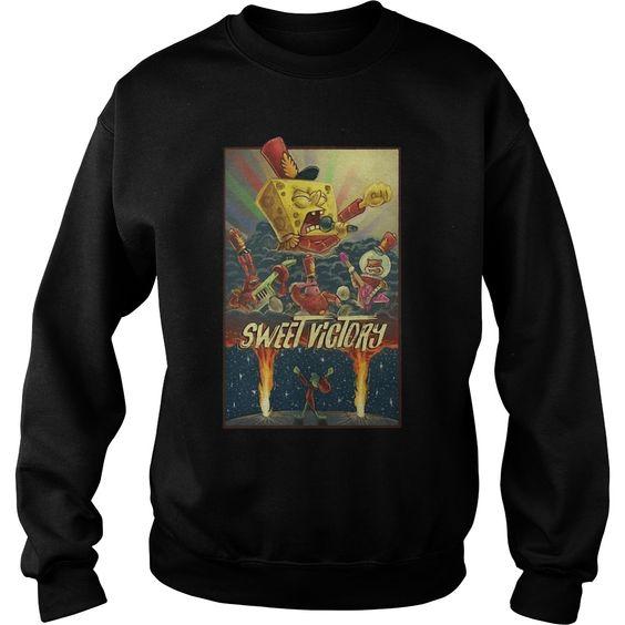 SpongeBob SquarePants Sweatshirt DV01