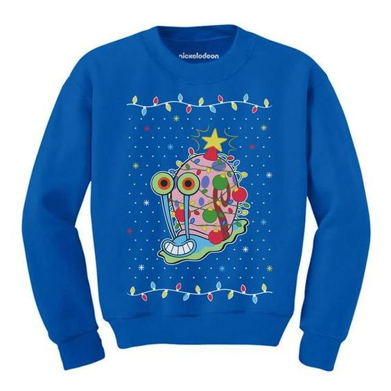 Spongebob Gary Sweatshirt DV01