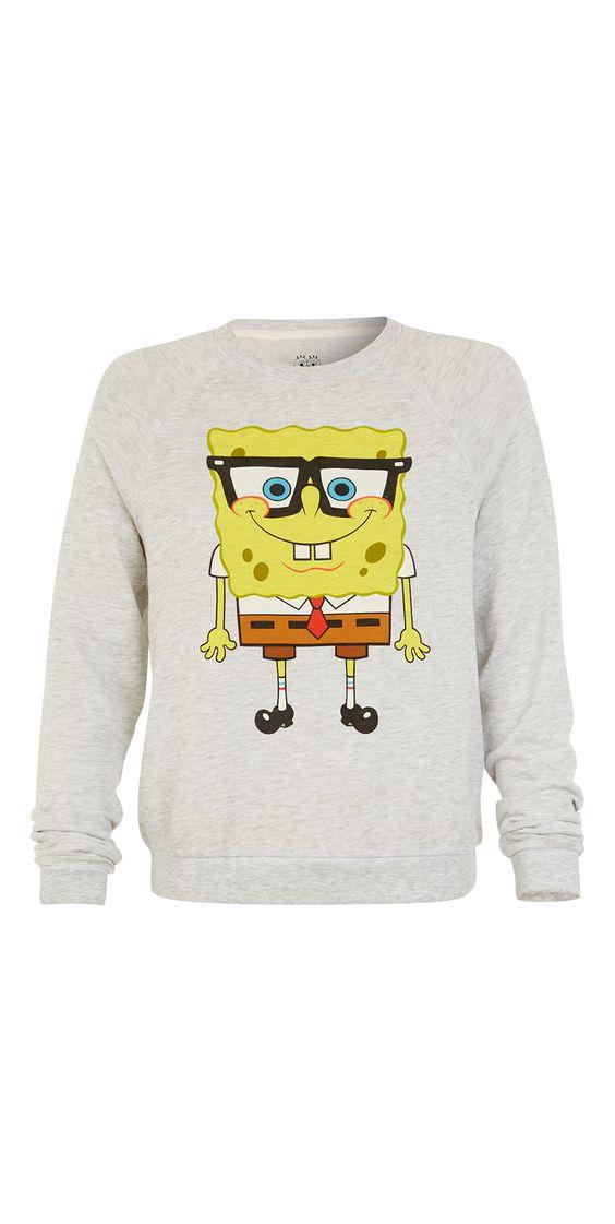 Spongebob Sweatshirt DV01