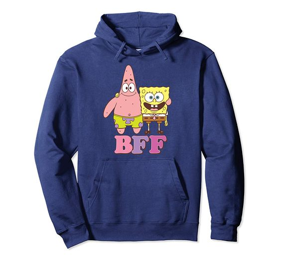 Spongebob and Patrick BFF Hoodie DV01