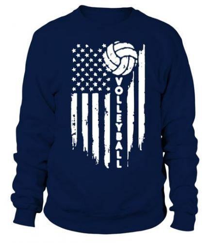 Sport Volyball Sweattshirt DV01