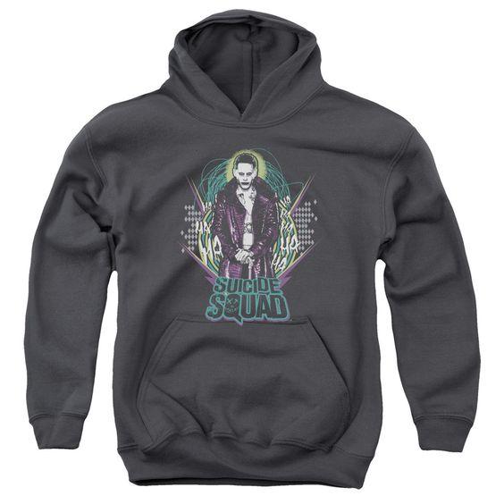 Suicide Joker Youth Hoodie FD01