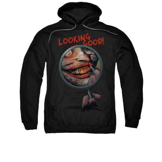 The Joker Looking Good Hoodie FD01